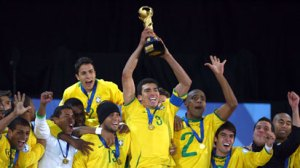 Brazil beat the U.S. in the Confederations Cup final, 3-2.