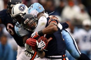 The Tennessee Titans play a stifling, hard-hitting brand of defense.