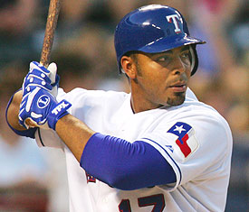 Nelson Cruz doesn't have any fun videos starring him on YouTube. This is what he looks like.