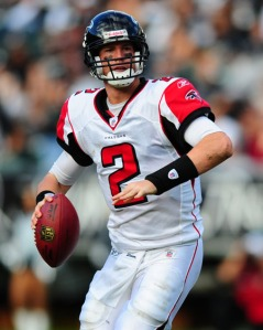 Matt Ryan should be in for an even bigger year after a wildly successful rookie campaign