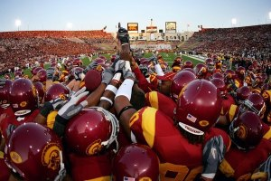 The USC Trojans are a strong bet to be this year's national champion.