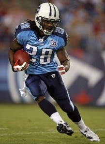 Chris Johnson should help spur the Titans offense.